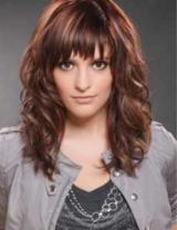 Каскад на вьющиеся волосы: обзор популярных моделей стрижек, техника, фото